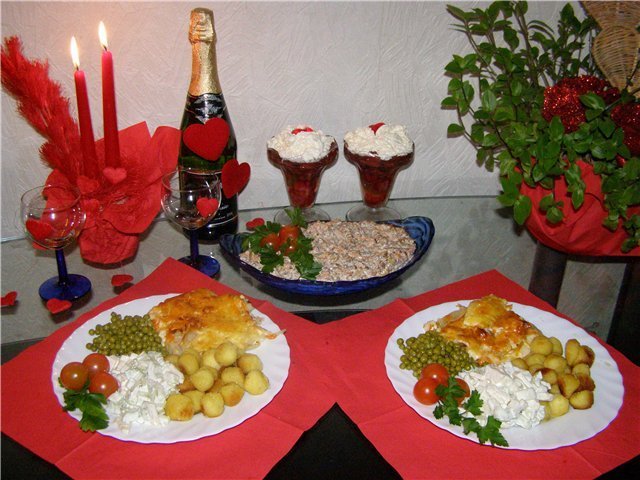 Что приготовить на ужин в домашних условиях и быстро