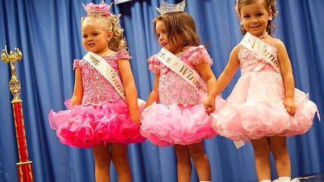 Конкурсы красавиц для детей
